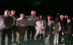 10/09/2017  Ενημέρωση για το 11ο Αράχθειο Φεστιβάλ