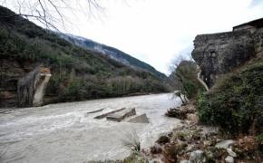 18/01/2017  Γεφύρι Πλάκας: Το κόστος των 150.000 ευρώ για την μελέτη αναστήλωσης αναλαμβάνει ο Ν. Λούλης